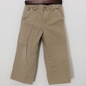 PLACE Soft Khaki Pants Size 3T